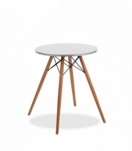 TOWER Coffee table-White