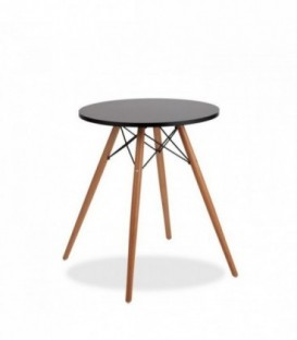 TOWER Coffee table-Black