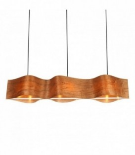 Lámpara TRIPANELO -Haya--Haya