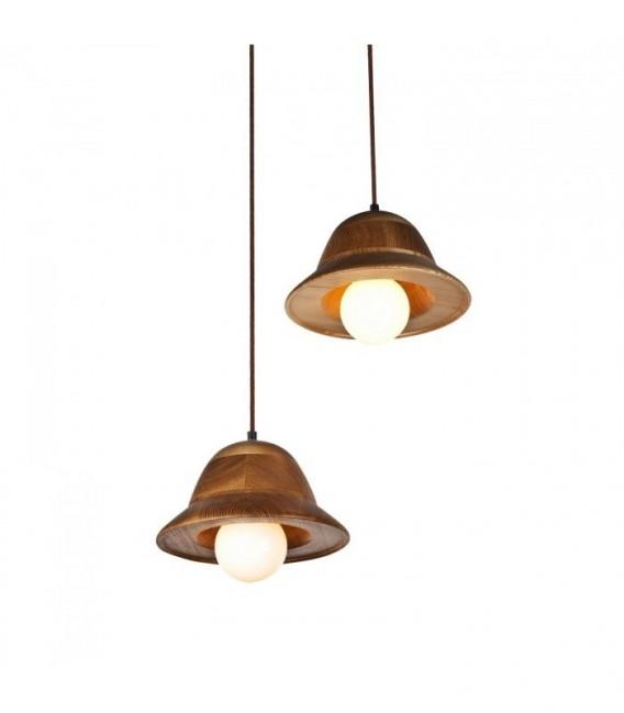 EXPLORER Lamp -Beech--Beech