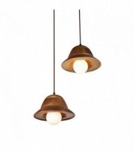 Lampe EXPLORER Buchenholz-Beech