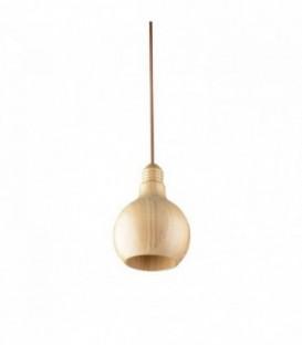 Lampe OVO Buchenholz-Beech