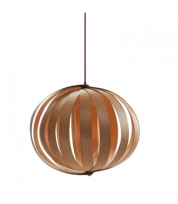Lámpara MEL -Plywood--Haya
