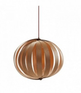 MEL Lamp -Plywood--Beech