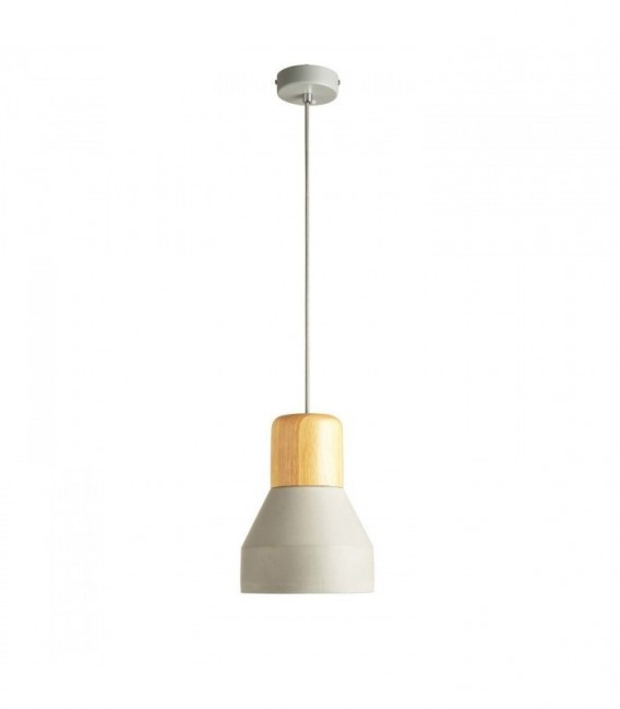 Pendant Lamp SARUJYI ONE-Grey