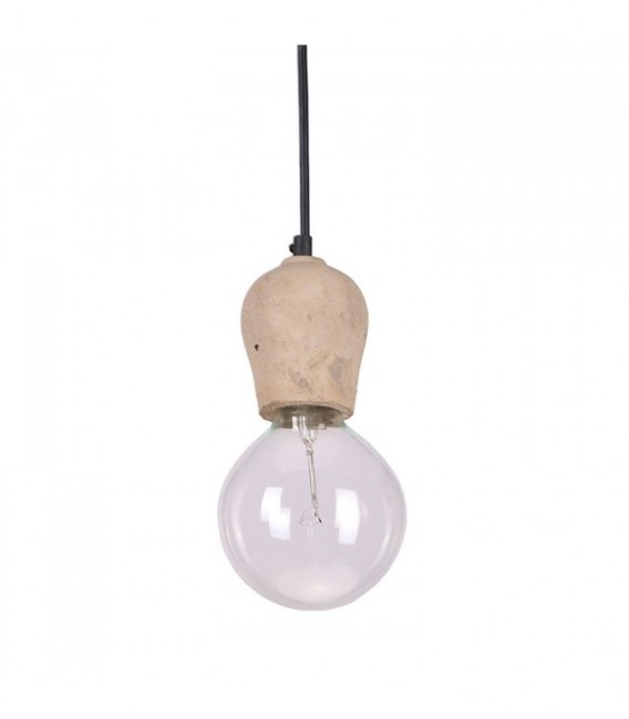PORLA Lamp -Concrete- -Cement