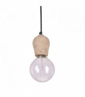 Lampe PORLA -Cemento-