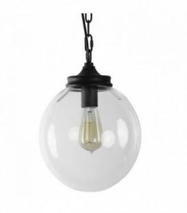 Vintage-Lampe OGROVE-Black