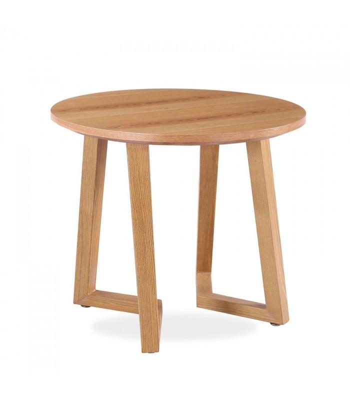 POLYGON ROUND Table-MDF