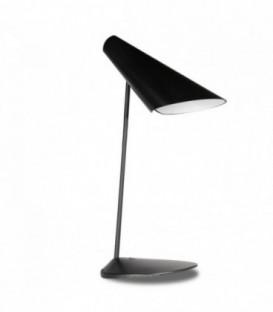Lámpara ZINCUM -Sobremesa--Negro