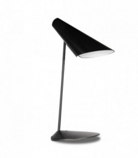 Lampe ZINCUM - Pile - Noir