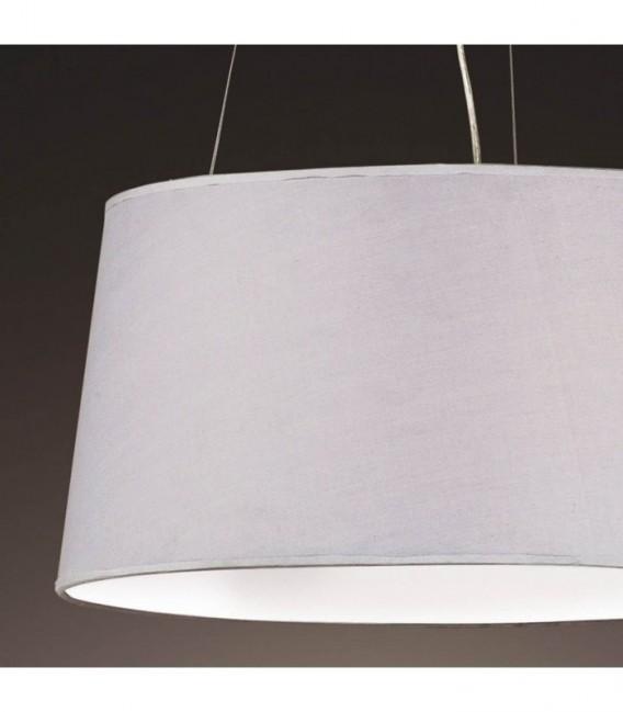 Lampe Lahore-Grey fabric