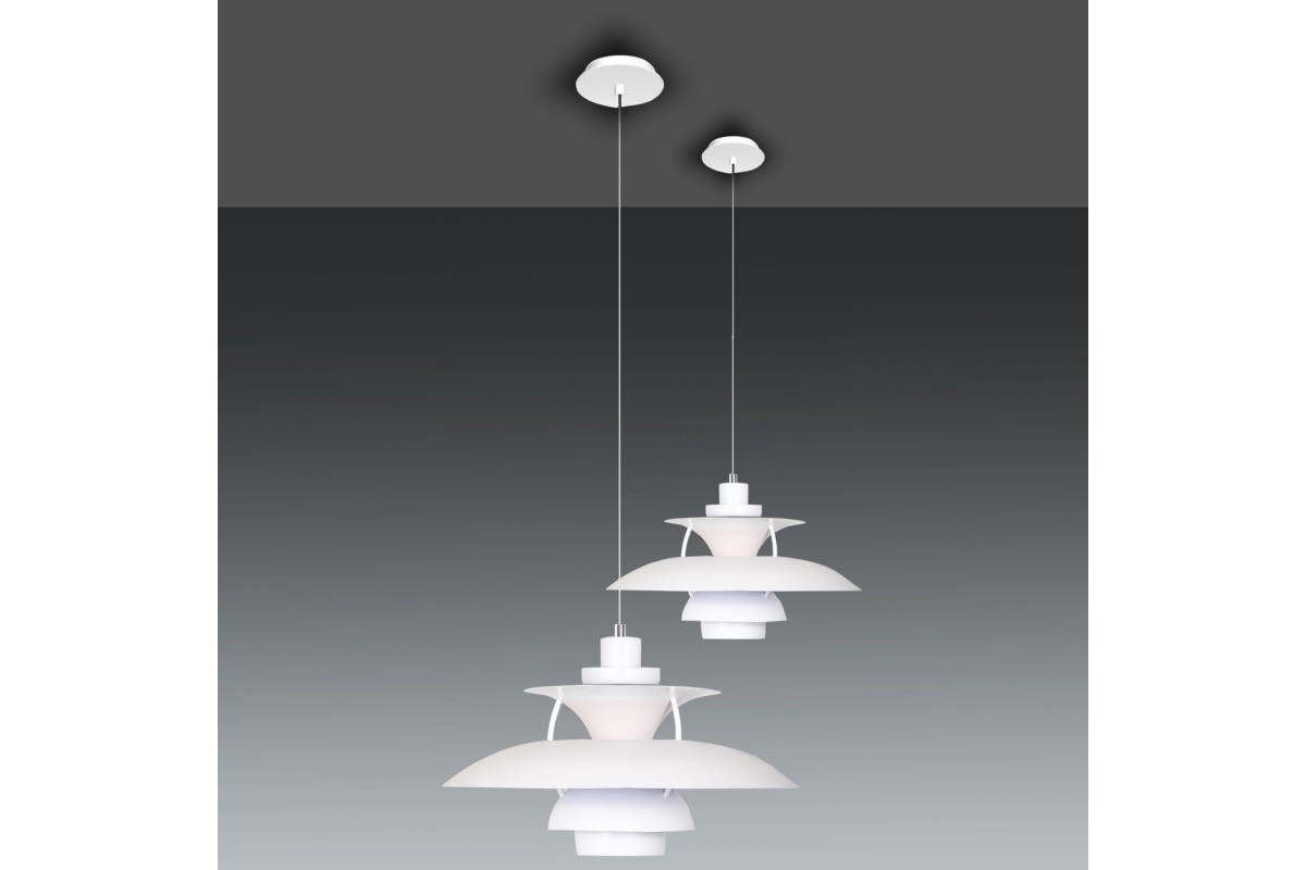 Lampe TINY HUNG-White