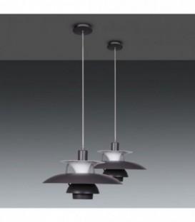 TINY HUNG-Lampe gris foncé