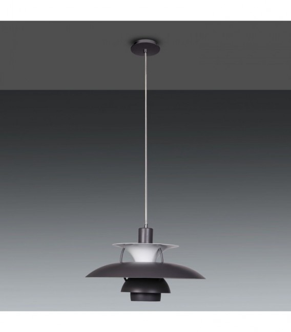 Lámpara TINY HUNG-Dark gray