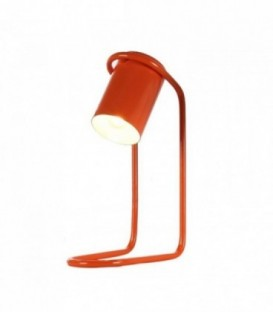Tischlampe URBAN-Orange