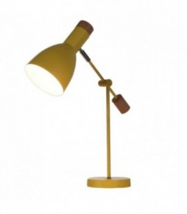 PRYA Desktop Lamp-Yellow