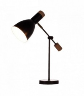 PRYA Desktop Lamp-Black