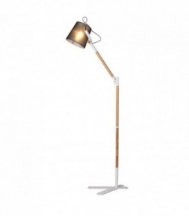 CURIOUS Floor Lamp-Wood