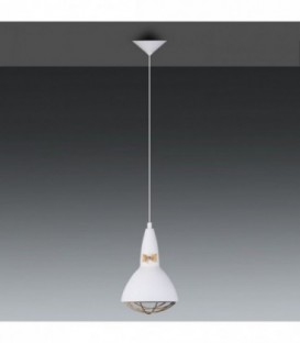 BOW-lampe blanche
