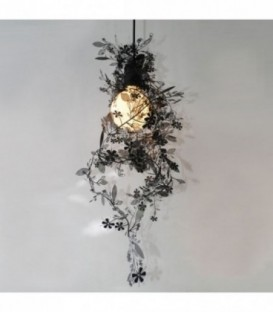 LEAVES Lamp-Black