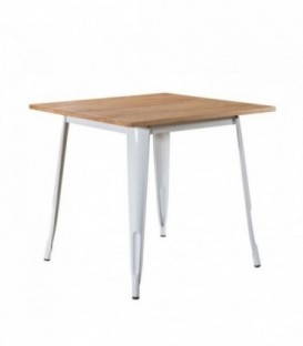 Table TEREK WOOD ® 80x80 CM