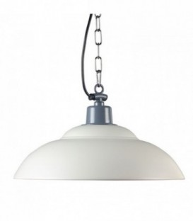 LAMPANO Lamp -Metal--White