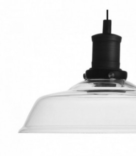 CLEAR PONK Lamp-Clear glass