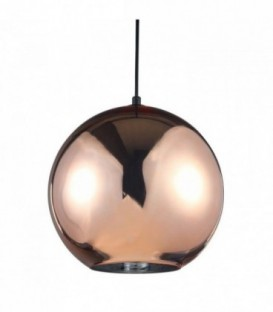 Lampe COOPER -Kupfer--Copper Inspiración Copper Bronze de Tom Dixon