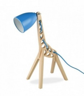 GIRAFFE Lamp-Blue