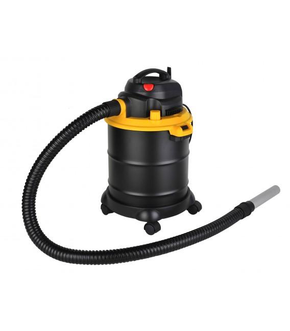 Aspirador de cenizas con función soplador y ruedas HAVC-02 de PURLINE