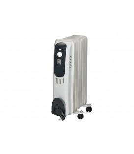 Radiador de aceite con potencia de 1500W