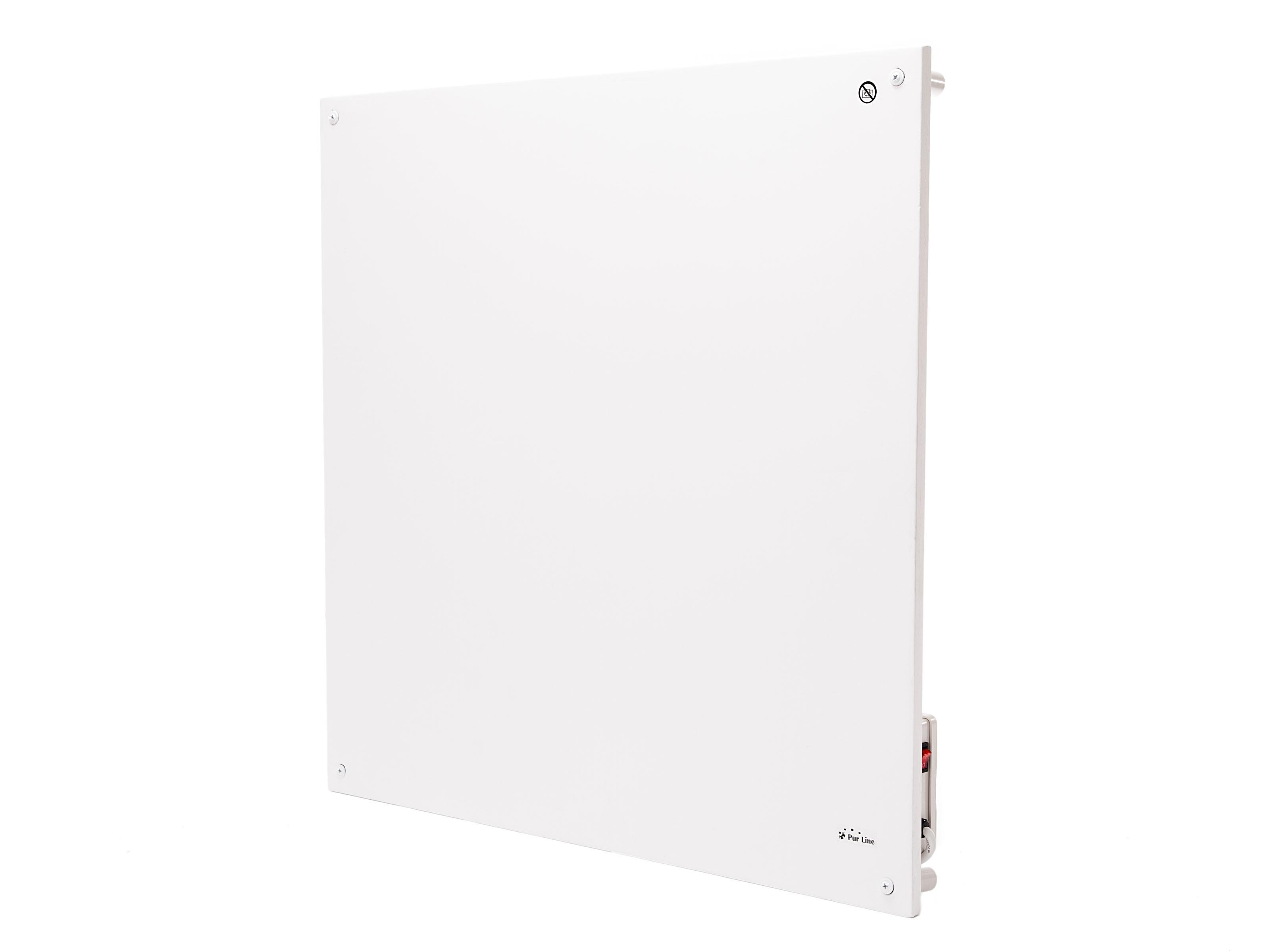 Panel radiante cerámico con frontal pintable