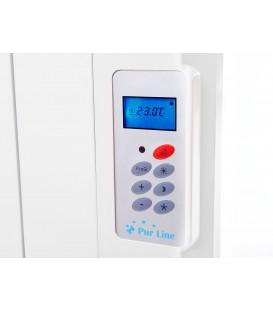 Emisor térmico digital sin fluido de 1500 W con mando a distancia