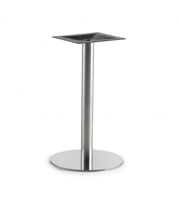 Table Toe ROUND-Acciaio inossidabile