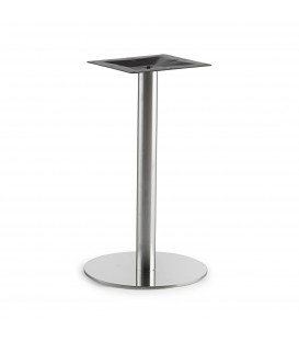 ROUND Table Leg-Stainless steel