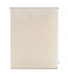 BEIGE BLACKOUT LINO ROLLED STORE