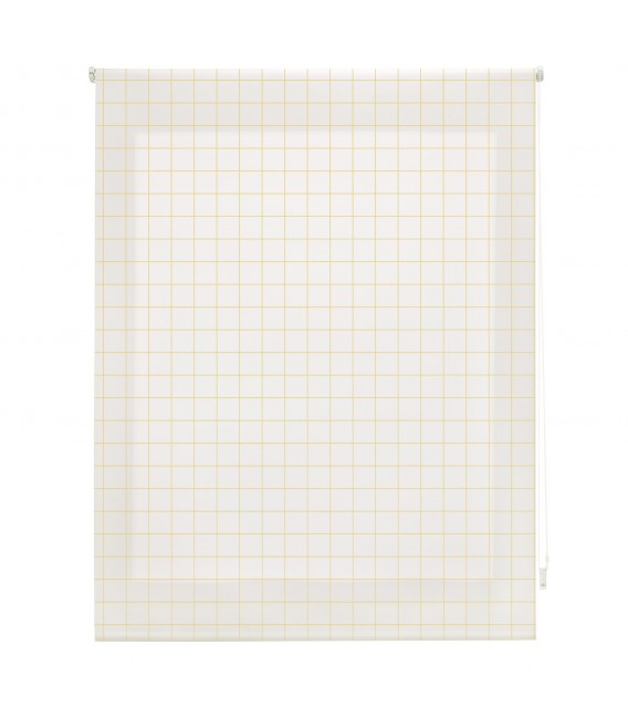 ROOM SQUARES PRINT ROLLED STORE