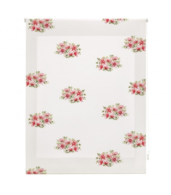 ROOM FLOWERS PRINT ROLLED STORE