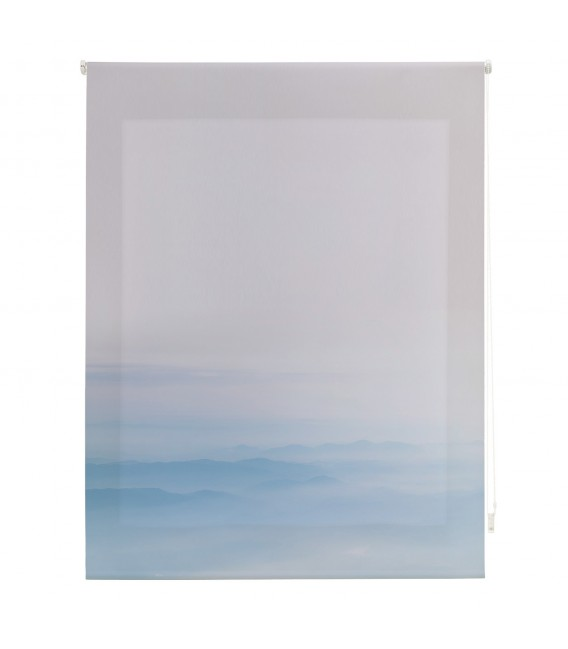 ROOM SKY PRINT ROLLED STORE