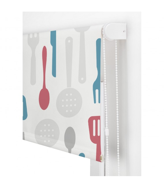 KITCHEN PALETTES PRINT ROLLED STORE
