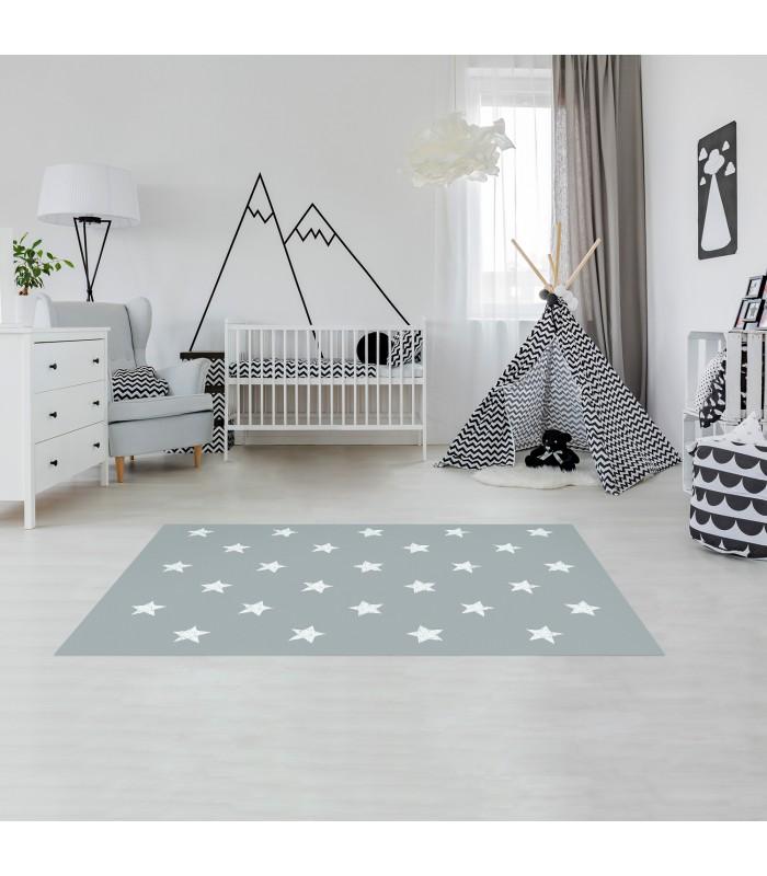 kindheits vinyl teppich mobelium. Black Bedroom Furniture Sets. Home Design Ideas