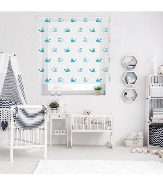CHILDHOOD WHALE PRINT STORE