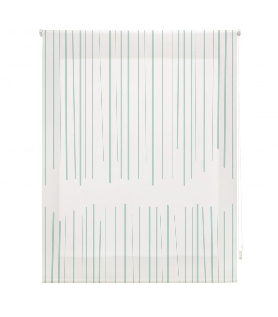 ROOM LINES PRINT ROLLED STORE