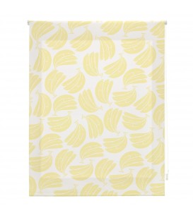 KITCHEN BANANA PRINT ROLLED STORE