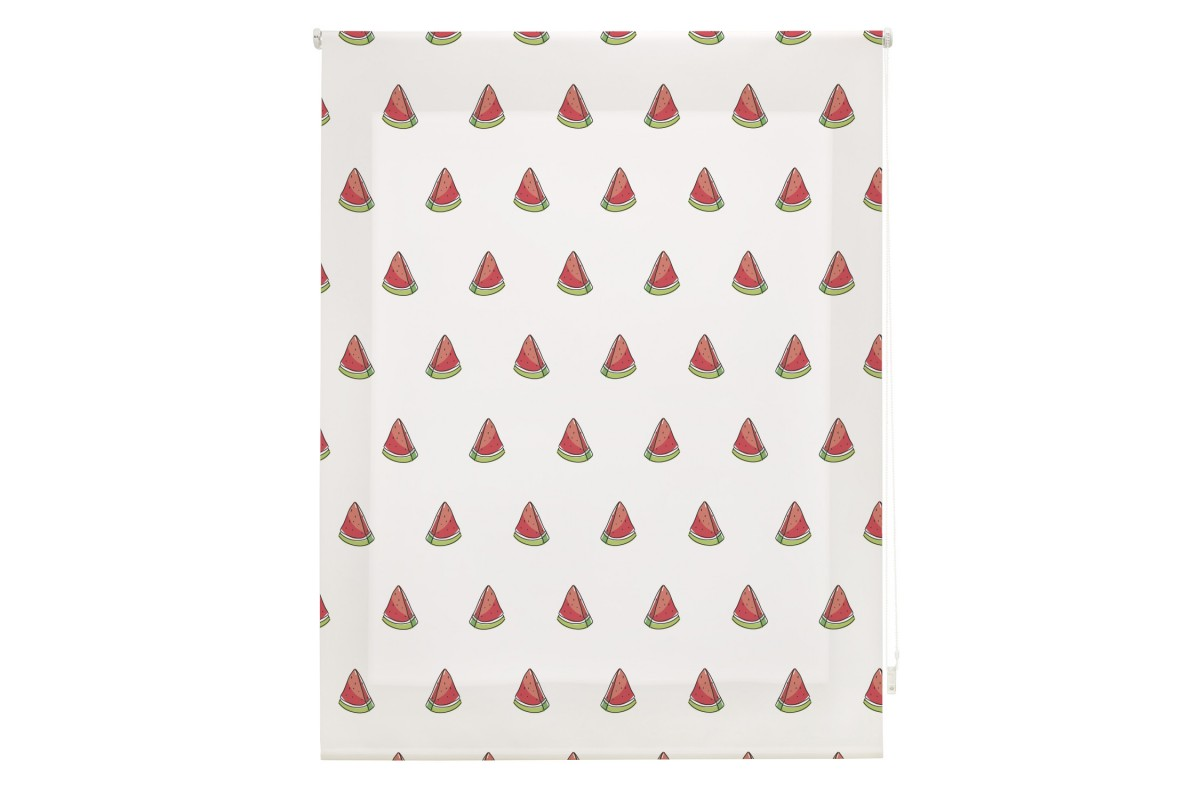 KITCHEN WATERMELON PRINT ROLLED STORE