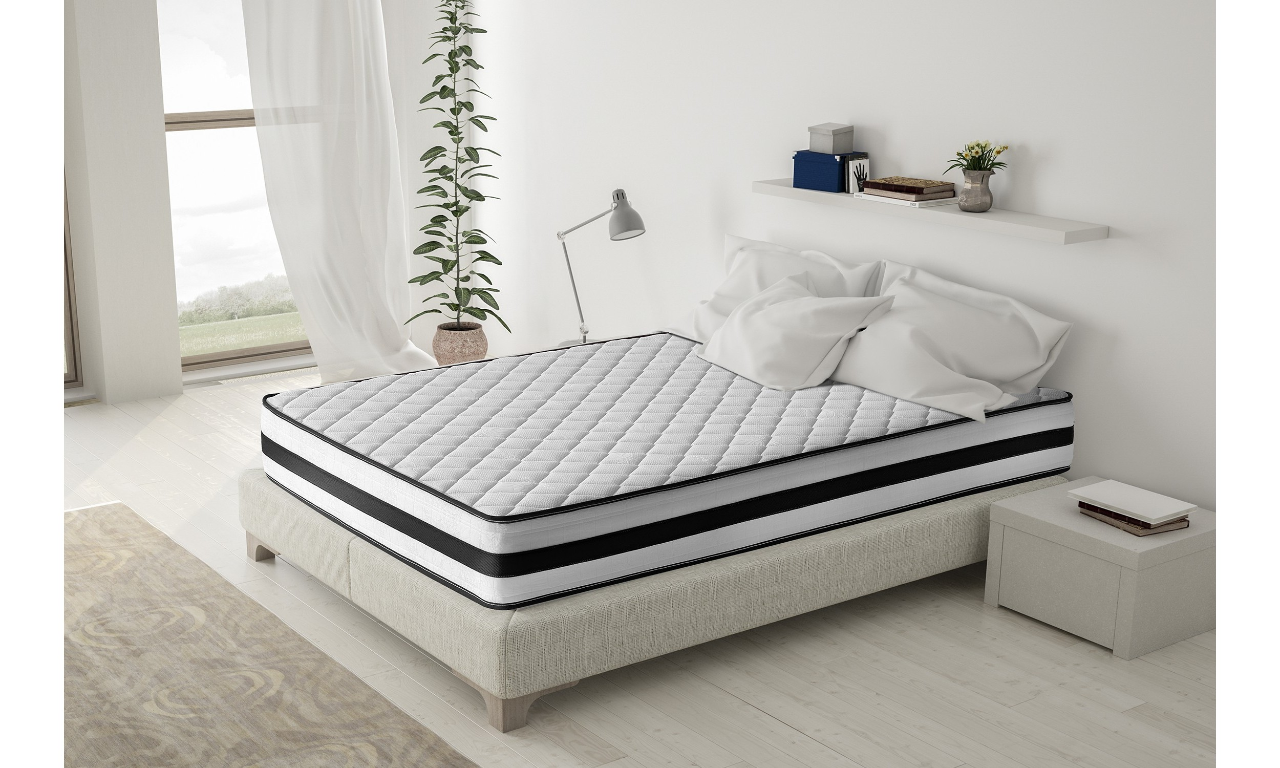 MATTRESS VISCO CLOUD DREAM