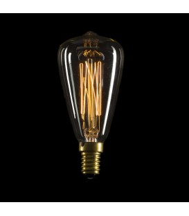 EDISON Vintage Bulb 7-CLEAR ST38 E14 40W