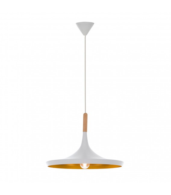 WOODEN TRED Lamp