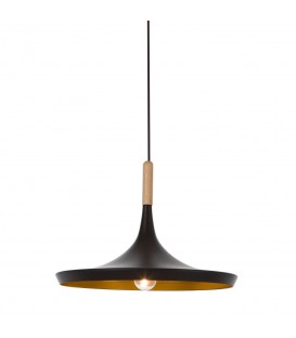 WOODEN TRED Lampe